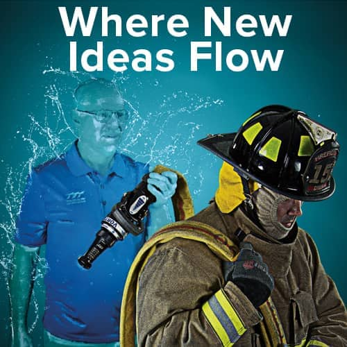 TFT, Where New Ideas Flow ad