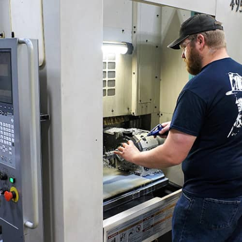 CNC Production Team Member