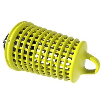 JUMBO BARREL STRAINER 2.5