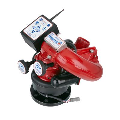 ATEX HURRICANE RC AMER. RED 2.4GHZ ONLY