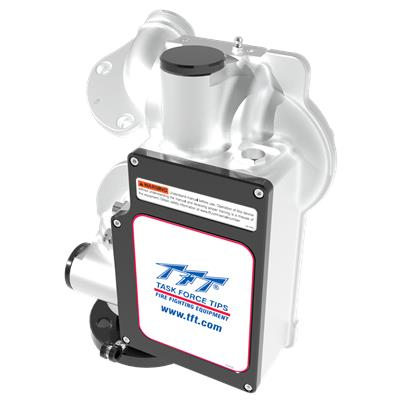 EF1 RC DN80 PN16 QC INLET