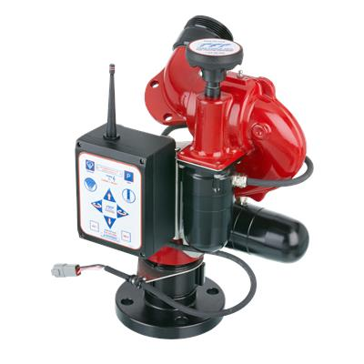 ATEX TORNADO RC AMER. RED 2.4GHZ ONLY