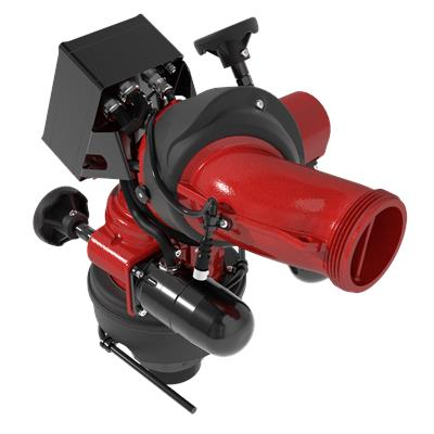 ATEX MONSOON RC AMER. RED 2.4GHZ ONLY