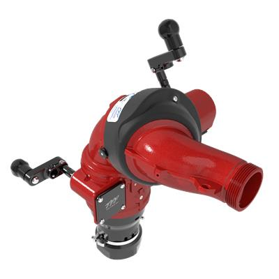 MONSOON DUAL CRANK AMERICAN RED